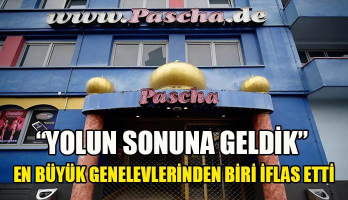 Pascha koln Pascha (brothel)